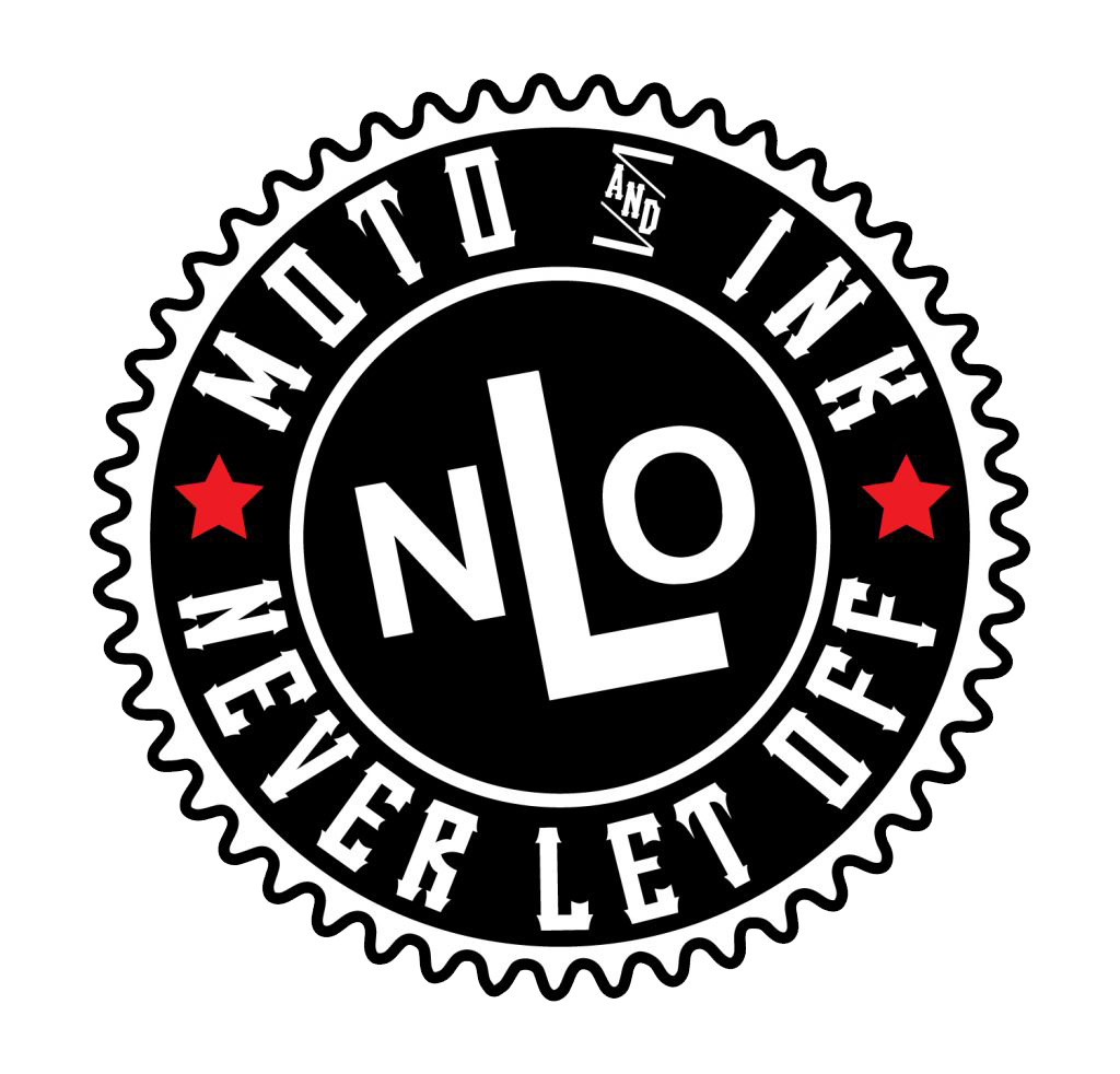 Never Let Off / Moto&Ink